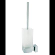 Escobillero de cristal para pared Quax Baño Diseño