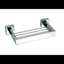 Esponjera 25cm de aluminio Quax Baño Diseño