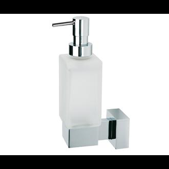 Dosificador de jabón a pared cristal Quax Baño Diseño