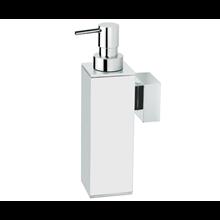 Dosificador de jabón a pared aluminio Quax Baño Diseño
