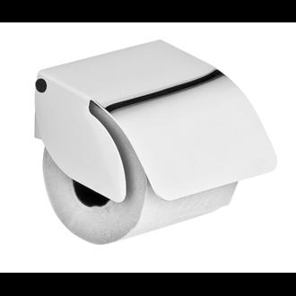 Portarrollos de metal con tapa Royal Baño Diseño