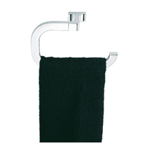 Toallero de aro grande 25cm Toix Baño Diseño