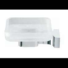 Jabonera de pared de cristal Toix Baño Diseño