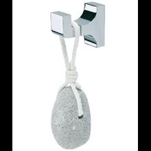 Percha individual de aluminio Toix Baño Diseño