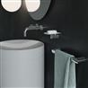 Toallero barra 60cm Toix Baño Diseño