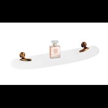 Repisa cristal Juncal Baño Diseño