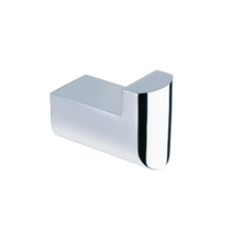Percha individual de aluminio Unik Baño Diseño