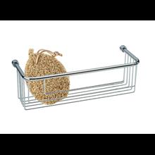 Cesta de ducha cromo 40cm Royal Baño Diseño