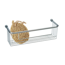 Cesta de ducha cromo 50cm Royal Baño Diseño