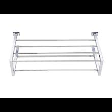 Toallero a paraed cromo 30x51,5cm Linea's Baño Diseño