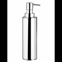 Dosificador de jabón 200ml cromo Baño Diseño