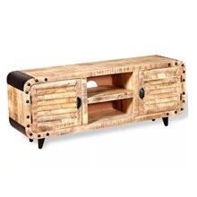 Mueble de televisón estilo retro VidaXL