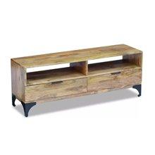 Mueble de televisón cajones y estantes VidaXL