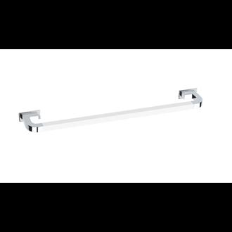 Toallero barra 61,5cm adhesivo Nika Baño Diseño