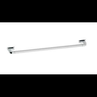 Toallero barra cromo 61,5cm adhesivo Nika Baño Diseño