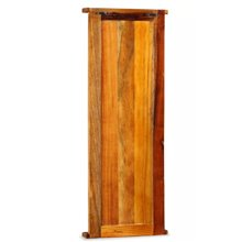 Percheros de pared madera reciclada VidaXL