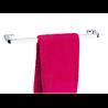 Toallero barra cromo Nika Baño Diseño