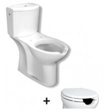 Inodoro completo cisterna baja Accessible