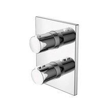 Grifería termostática empotrada 3 vías Nine Urban