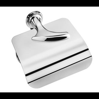 Portarrollos con tapa 13cm Juncal Baño Diseño