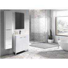 Conjunto de baño blanco Smart Futurbaño