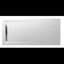 Plato de ducha 200x90cm blanco Aquos Roca