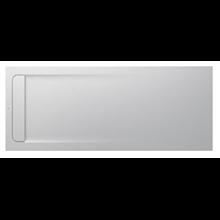 Plato de ducha 200x80cm blanco roto Aquos Roca