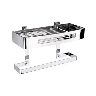 Toallero estantería para mueble Baño Diseño