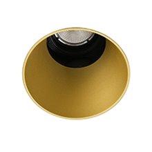 Empotrable dorado sin marco orientable 13W-19W Synch Faro
