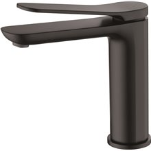 Grifo lavabo Negro Mate Dinamarca Imex