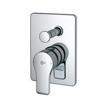 Grifo empotrable baño-ducha Attitude Clásico Ideal Standard