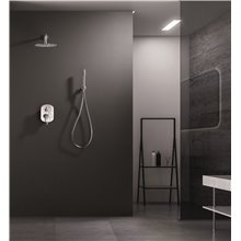 Conjunto de ducha empotrada Moscú Imex