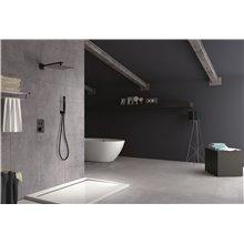 Conjunto de ducha Negro Mate Portugal Imex