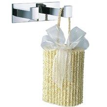 Percha doble adhesivo Cloe Baño Diseño