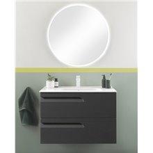 Mueble de baño 2 cajones con lavabo cerámico Vitale Royo