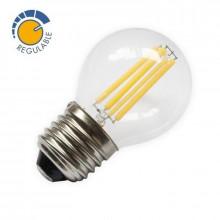 Bombilla con filamento LED de 4W