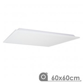 Panel LED 60x60 cuadrado retroiluminado 60W