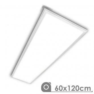 Panel LED 60x120 rectangular retroiluminado 90W