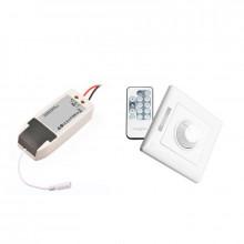 Plafón LED techo cuadrado 60x60x4cm 48W blanco