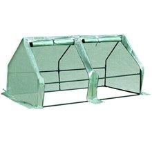 Invernadero verde 180x90x90 Outsunny
