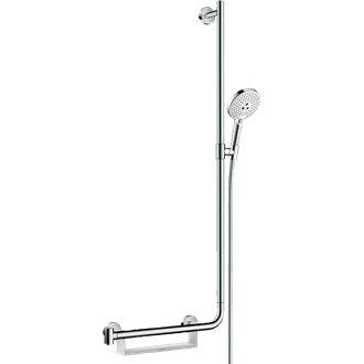 Set de ducha 110 R Blanco/Cromo Raindance Select S Hansgrohe