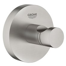 Colgador de base circular supersteel Essentials Grohe