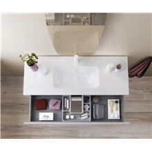 Mueble de baño 3 cajones con lavabo cerámico Urban Royo