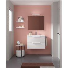 Mueble de baño 2 cajones con lavabo cerámico Urban Royo
