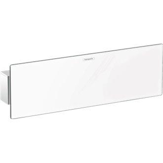 Toma de agua con soporte Porter 300 Blanco/Cromo FixFit Hansgrohe