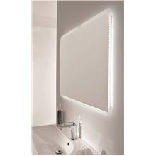 Espejo LED cantos redondos STELLA Royo