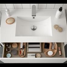 Mueble 61cm con cajón abierto Noja Salgar