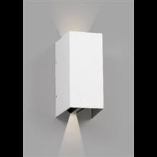 Lámpara aplique gris blanco Blind Faro