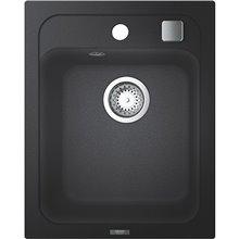 Fregadero 40x50 negro granito K700 Grohe