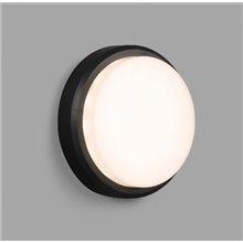 Lámpara aplique gris oscuro Tom XL Faro